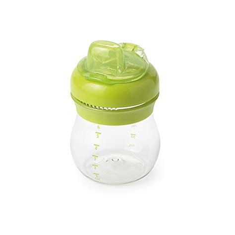 Oxo Tot Grow Soft Spout Sippy Cup Green 6oz oxo tot 174 soft spout 6 oz sippy cup buybuy baby