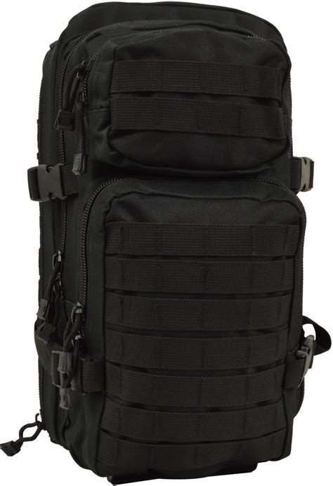 army backpack black 30 litre molle army backpack assault rucksack