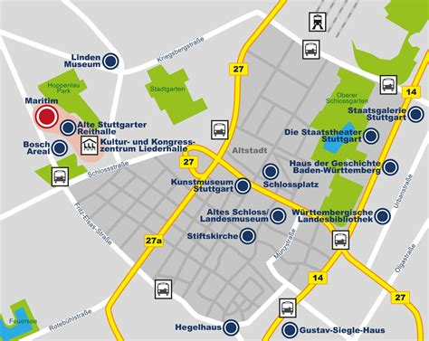 stuttgart on map maps transportation hotel stuttgart book hotels