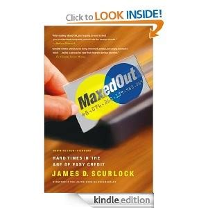 Maxed Out Times Easy Credit best books to read when getting out of debt figuring
