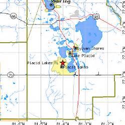 map of lake placid florida placid lakes florida fl population data races