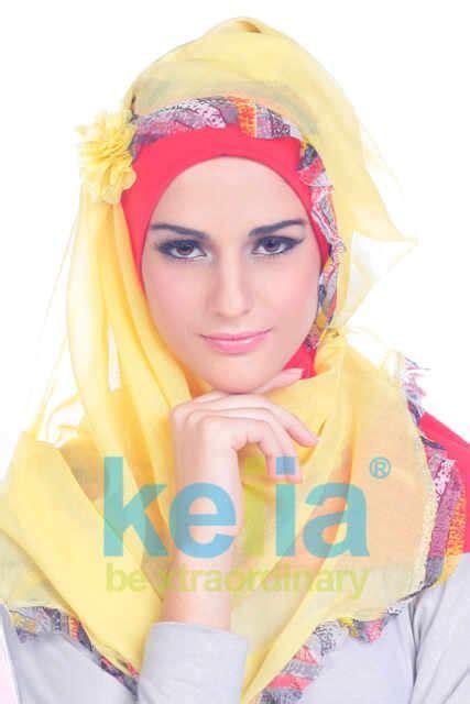 Macam Model Jilbab Tren Kerudung 2013 Hairstyle Gallery