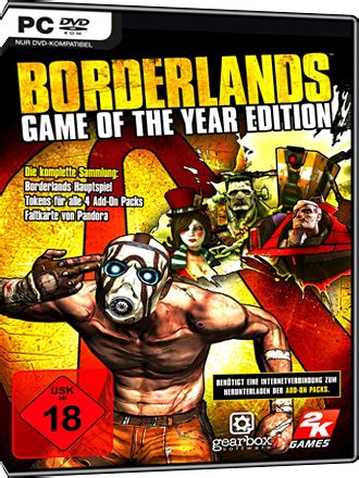 Borderlands Of The Year Edition Cd Key Steam buy borderlands goty edition steam gift key mmoga