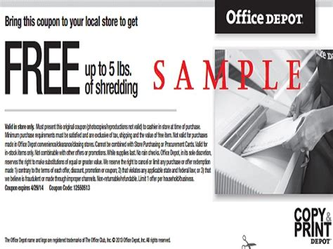 office depot coupons mobile miscellaneous coupon blissxo com