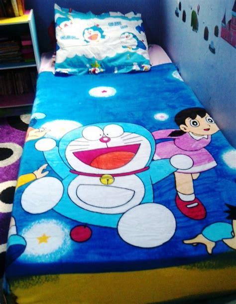 Selimut Doraemon Pernak Pernik Bayi Toko Bunda