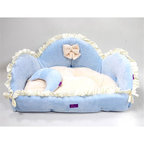 cute cat beds small pet dog cat cute pretty furniture soft sofa nest bed small house mat blue ebay