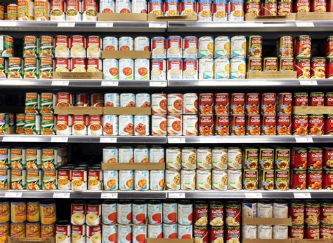 What Is The Shelf Of Canned Soup 36 best and worst soups eat this not that