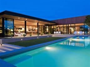 Luxury Modern Home Modern Cabinet Sunset Strip Luxury Modern House With
