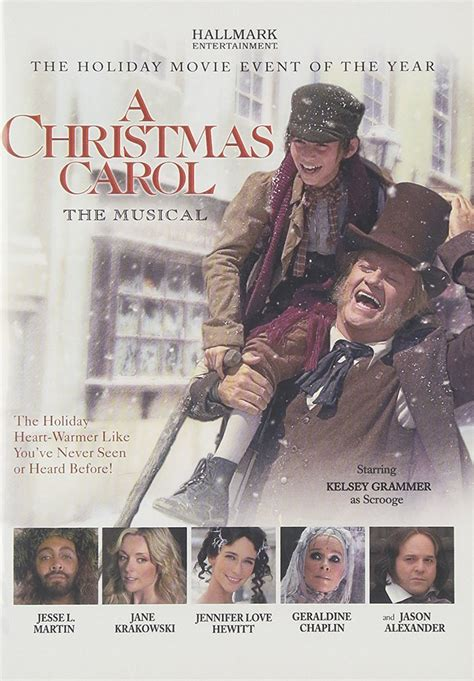 kelsey grammer a christmas carol 5 movie adaptations of a christmas carol and why they