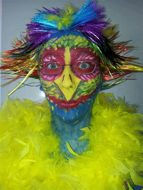 Karneval Ideen Verkleidung 5253 by Karnevalskost 252 Me Der Paradiesvogel Don T Call It