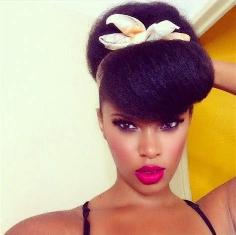 everyday hairstyles for afro hair 30 best natural hair styles for the holidays images on