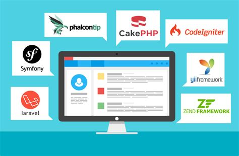 top 8 php frameworks for developing web apps biztech