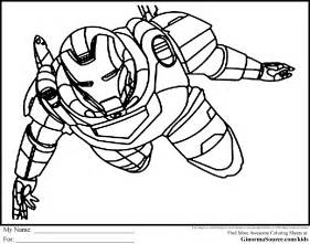 avengers coloring pages ironman coloring pages craft