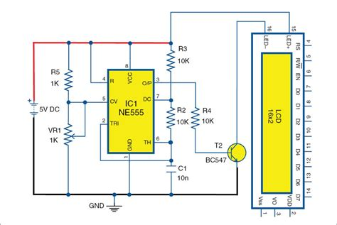 lcd backlight inverter circuit diagram circuit and