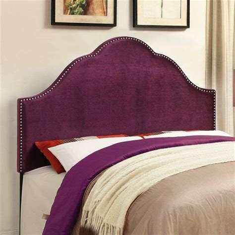 Purple Headboards by 1000 Ideas About Purple Headboard On Purple
