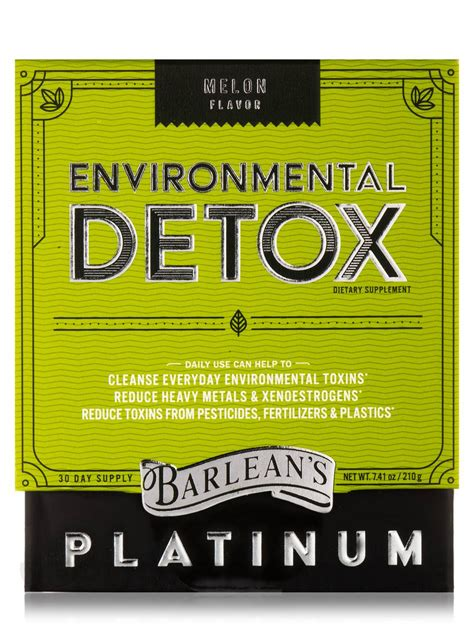 Melon Environmental Detox by Environmental Detox Melon Flavor 7 41 Oz 210 Grams