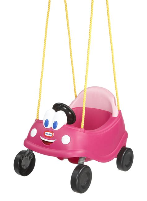 little tikes rope swing little tikes little tikes princess cozy coupe 174 first swing