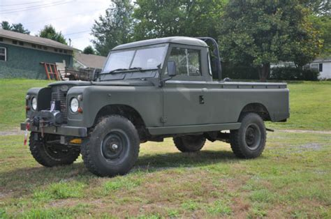 land rover other suv 1968 green for sale 24467781237899a
