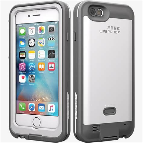 Power Iphone 6 6s lifeproof fr苒 power for iphone 6 6s verizon wireless