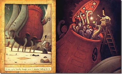 the lost thing picture book i am soooo salah the lost thing by shaun