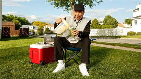 ice tea rapper commercial ice t talks lemonade for geico and the tv spot isn t even