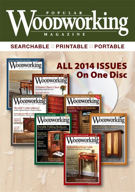 Popular Woodworking Sweepstakes 2014 - 2014 popular woodworking cd