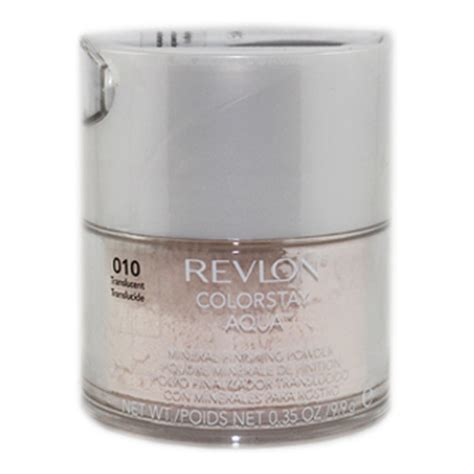 Revlon Mineral Powder revlon colorstay aqua mineral finishing powder puder