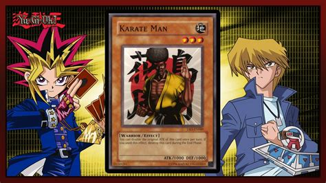 yu gi oh gutes deck yu gi oh duel links deck karate one turn kill