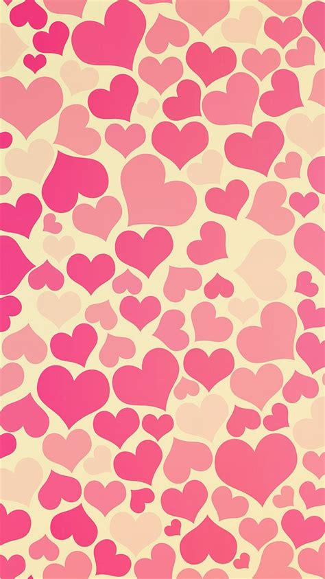 pattern background hearts beautiful heart pattern
