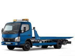 Mitsubishi Tow Truck Mitsubishi Fuso Canter Tow Truck Fe7 2002 10