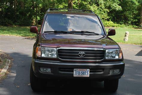 2001 Toyota Land Cruiser 2001 Toyota Land Cruiser Exterior Pictures Cargurus