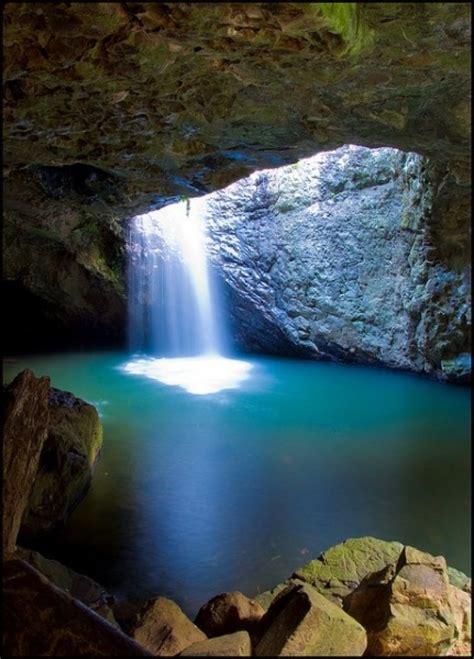 hidden    scenic beauty   natural bridge
