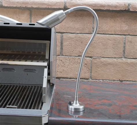 Bbq Lights by Focus Bbq Light 24 Inch Stainless Steel 12v