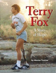 terry fox biography for students terry fox on pinterest marathons heroes and statues