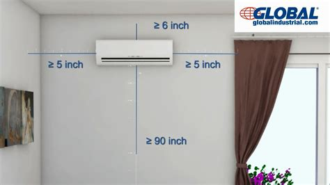 mitsubishi mini split install global ductless mini split air conditioner installation v3