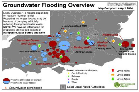 flood map uk environment agency withdrawn uk floods 2014 government response and