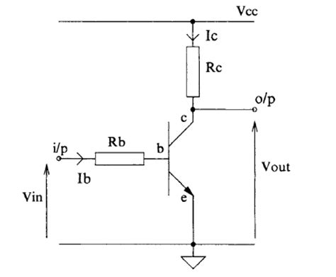transistor npn resistance bipolar junction transistor as switch basic and tutorials basic electronics projects and tutorials
