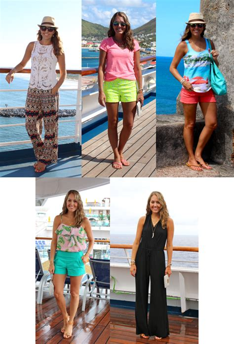 boat cruise dress code how to pack for a cruise j s everyday fashion