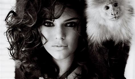 Sense Of Vanity Photographer Mario Testino Shoots Kendall Jenner For March