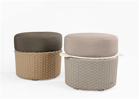 Stool Pads by Outdoor Vaud Stool Lebello