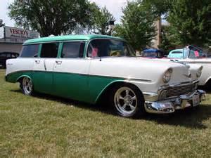 56 chevy station wagon flickr photo