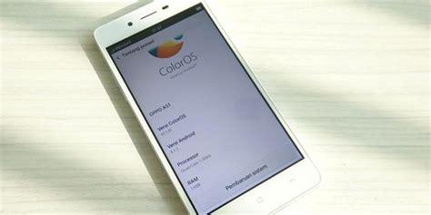 Mirror 16 Khusus Spesifikasi Khusus Untuk Oppo Mirror 5 Versi Indonesia