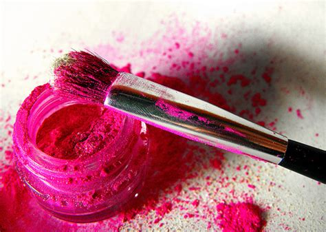 Products To Make You Feel Girly by Color Colorful Eye Shadows Girly Pink Image