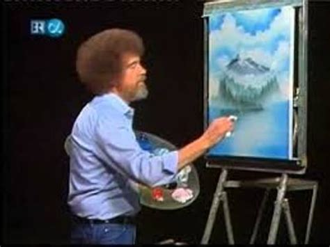 bob ross painter 10 facts about bob ross fact file
