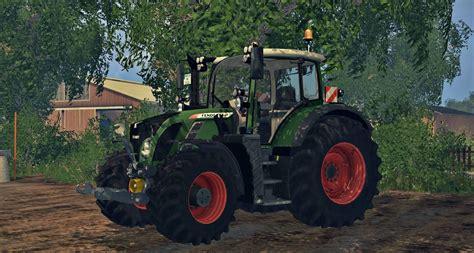 Ls Ic fendt vario 716 724 v1 0 fs17 farming simulator 2017 mod