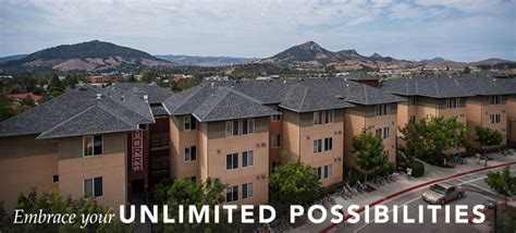 Cal Poly Slo Academic Calendar Housing For On Cus Students
