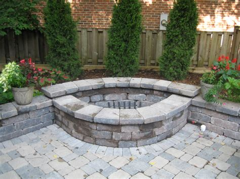backyard brick fire pit brick paving outdoor grills brick patio design brick