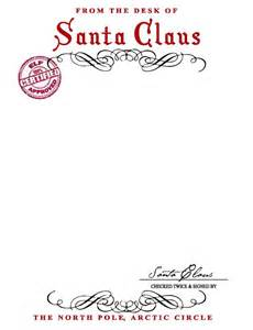 Santa Claus Letter Template by 17 Best Ideas About Santa Letter Template On