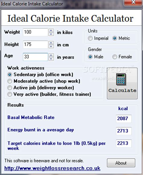 Do You Counting Your Calorie Intake Try This by Weight And Calorie Intake For Weight Loss Dvtoday