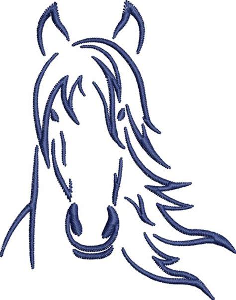 embroidery design horse head horse head embroidery designs machine embroidery designs